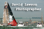 David Lawson's homepage banner shows the Volvo 70 yacht, Pirates of the Caribbean, arriving to Göteborg Sweden after the final leg of the 2006-07 Volvo Round the World Ocean Race. Click here to access David's homepage.