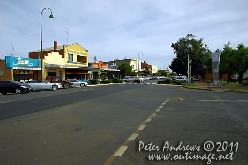 Nyngan, NSW Australia. Photo copyright Peter Andrews, Outimage Australia.