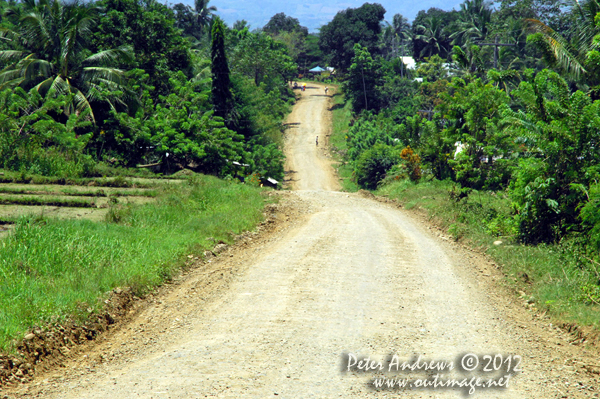 Paco Roxas - Arakan Road, Cotabato Province, Mindanao, Philippines. Photo copyright Peter Andrews, Outimage Australia.