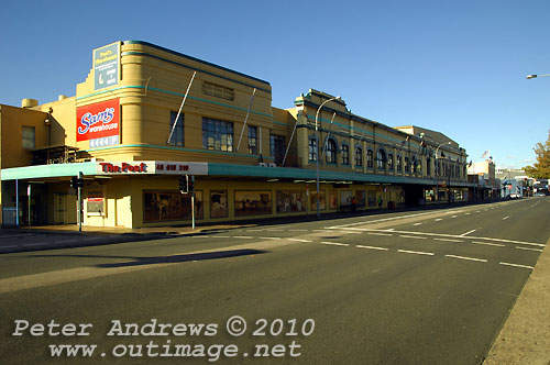 The Store, on Hunter Street Newcastle.  Photo copyright Peter Andrews, Outimage Publications.