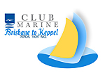 The Club Marine Brisbane to Keppel Tropical Yacht Race banner.