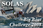 The Outimage banner for coverage of the Cruising Yacht Club of Australia's SOLAS Big Boat Challenge 2008.