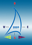 The icon for the Pittwater to Coffs Harbour Offshore Race 2009.