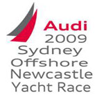 Audi Sydney Offshore Newcastle Yacht Race 2009 icon.
