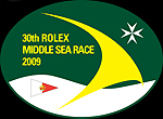 The Rolex Middle Sea Race icon. Click here to access the index.