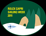 Rolex Capri Sailing Week, Rolex Volcano Race, Capri, Italy, May 24-28, 2011.