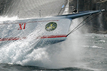 Rolex Sydney Hobart Boxing Day Start, Dec 26, 2012. Photos by Peter Andrews, Outimage Australia.