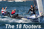 The 18 Footers. Regular Updates from the The Australian 18 Footers League.