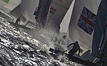 Extreme Sailing Series kicks off in Muscat, Oman.  Photographic Assignment by Carlo Borlenghi.