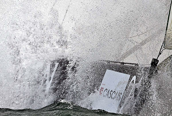 Day 3 of the RC44 Cascais Cup 2012, Portugal. Photo copyright Guido Trombetta for Studio Borlenghi.