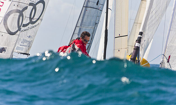 Loano, 21/04/12. Audi Melges 20 Sailing Series - Loano 2012. Photo copyright Guido Trombetta for Studio Borlenghi and BPSE.