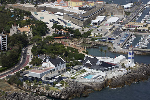 Cascais, Portugal, home of the America's Cup World Series from August 6-14, 2011. Photo copyright Morris Adant.
